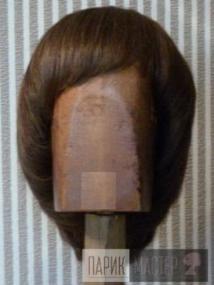 натуральный парик 15