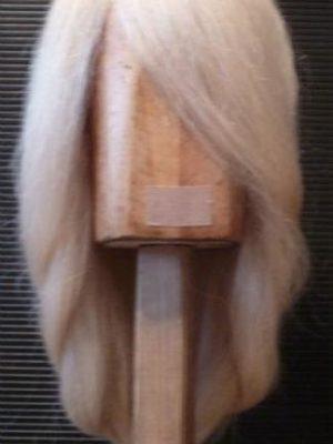 натуральный парик 25