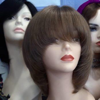 Парики из славянских волос, полностью ручной работы
